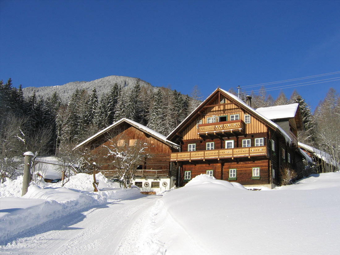Andenbacherhof im Winter